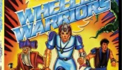 JAYCE AND THE WHEELED WARRIORS: THE COMPLETE SERIES 9