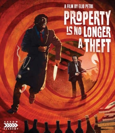 PROPERTY IS NO LONGER A THEFT 1