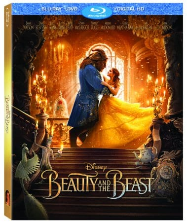 Disney's Beauty and the Beast on Digital HD, DVD, Blu-ray and Disney Movies Anywhere 6/6 3