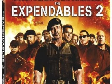 EXPENDABLES 2, THE (4K UHD) 38