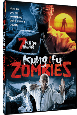 KUNG FU ZOMBIES - 7 MOVIE COLLECTION 3