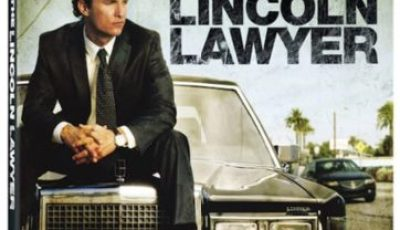 THE LINCOLN LAWYER arrives on 4K Ultra HD Combo Pack (plus Blu-ray and Digital HD) August 15 13