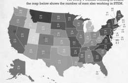THE AV REPORT: Which States Have The Smallest Gender Gap In STEM Occupations? 35