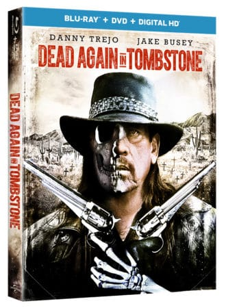 DEAD AGAIN IN TOMBSTONE arrives on Blu-ray, DVD, Digital HD and On Demand on September 12 1
