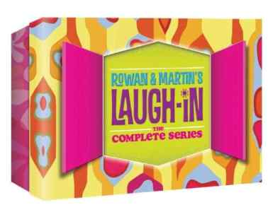 ROWAN & MARTIN'S LAUGH-IN: THE COMPLETE SERIES 11