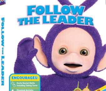 TELETUBBIES: FOLLOW THE LEADER on DVD September 5 17