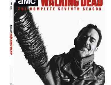 The Walking Dead Season 7 Arrives on Blu-ray, DVD and Digital HD 8/22 3