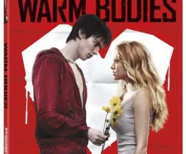 WARM BODIES arrives on 4K Ultra HD Combo Pack on October 3 31