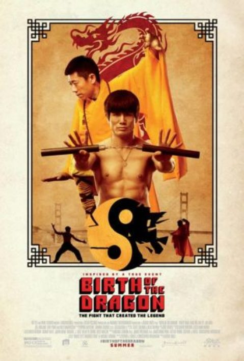 MONDAY ROUNDUP: BIRTH OF THE DRAGON, DETROIT, ARROW BOOKS, NAKED AND MORE! 33