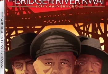 Celebrate the 60th Anniversary of THE BRIDGE ON THE RIVER KWAI -- Available on 4K Ultra HD October 3 7