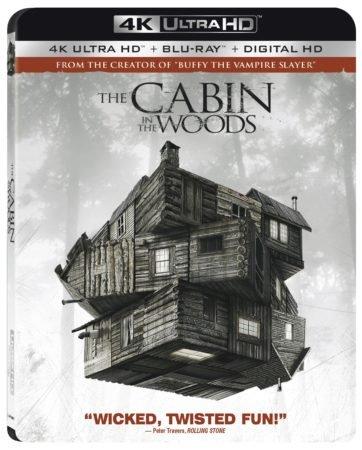 CABIN IN THE WOODS (4K ULTRA HD) 1