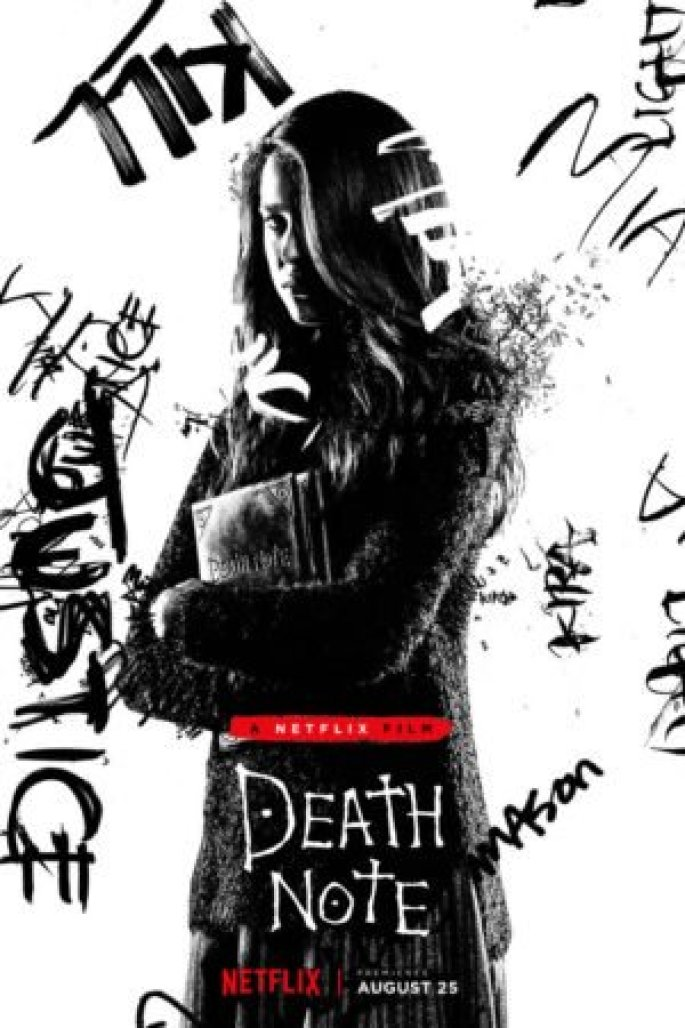 DEATH NOTE has a new poster for MIA 30