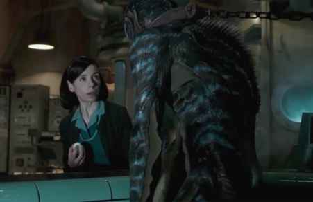 GUILLERMO DEL TORO DITCHES GIANT ROBOTS FOR MERMEN IN SHAPE OF WATER TRAILER 7