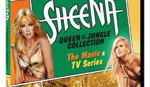 SHEENA - QUEEN OF THE JUNGLE COLLECTION: THE MOVIE & TV SERIES 4