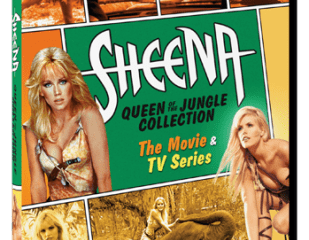 SHEENA - QUEEN OF THE JUNGLE COLLECTION: THE MOVIE & TV SERIES 8