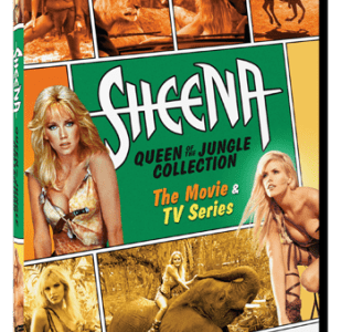 SHEENA - QUEEN OF THE JUNGLE COLLECTION: THE MOVIE & TV SERIES 7