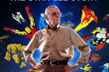 WITH GREAT POWER...THE STAN LEE STORY 11