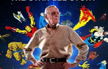 WITH GREAT POWER...THE STAN LEE STORY 21