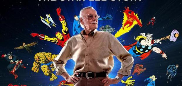 WITH GREAT POWER...THE STAN LEE STORY 1