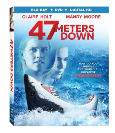 47 Meters Down Swims to Digital on 9/12 and Blu-ray, DVD on 9/26 1