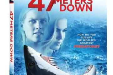 47 Meters Down Swims to Digital on 9/12 and Blu-ray, DVD on 9/26 7
