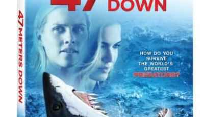 47 Meters Down Swims to Digital on 9/12 and Blu-ray, DVD on 9/26 10