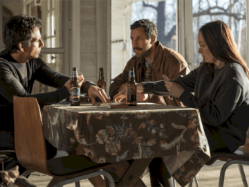 The Meyerowitz Stories (New and Selected) Teaser is here! 45