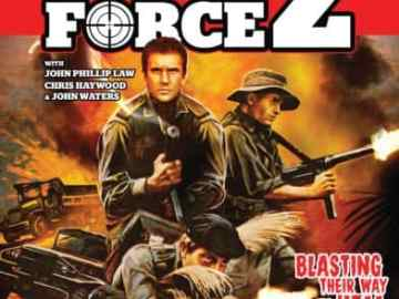 Attack Force Z 35th anniversary edition staring Mel Gibson on Blu-ray 11/7 45