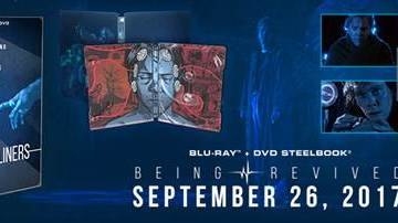 """MILL CREEK ENTERTAINMENT TO RELEASE 90s THRILLER """"FLATLINERS"""" AS STEELBOOK® BLU-RAY & DVD COMBO! 7"""