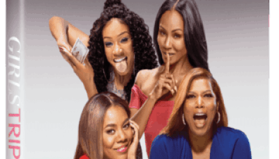 GIRLS TRIP – The Breakout Comedy of the Year Arrives on Digital HD Oct. 3 and on Blu-ray Oct. 17 5