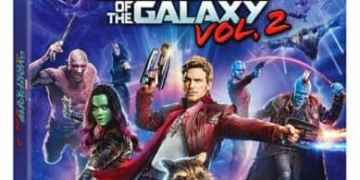 GUARDIANS OF THE GALAXY VOL. 2 (4K UHD) 63