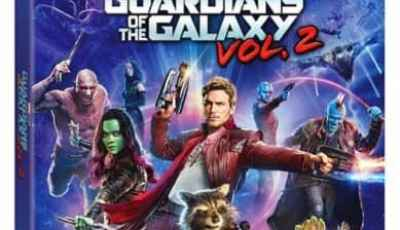 GUARDIANS OF THE GALAXY VOL. 2 (4K UHD) 13