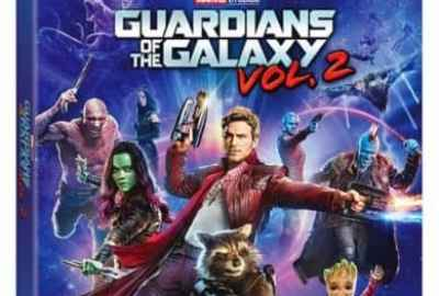 GUARDIANS OF THE GALAXY VOL. 2 (4K UHD) 9