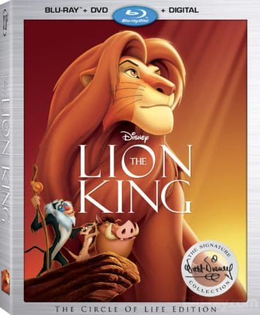 LION KING, THE: SIGNATURE COLLECTION 3