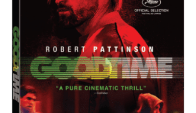Good Time Arrives on Blu-ray, DVD and Digital HD 11/21 5