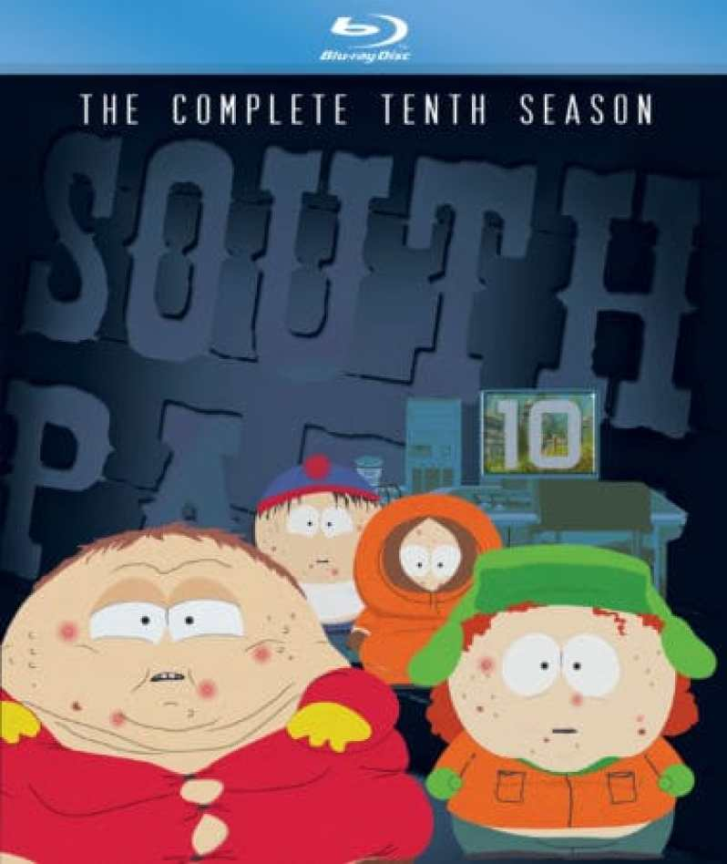 SOUTH PARK's first 11 seasons will debut on Blu-ray this fall 2