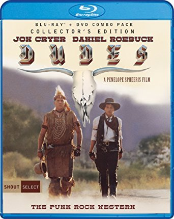 DUDES comes to Blu-ray on October 10th 1