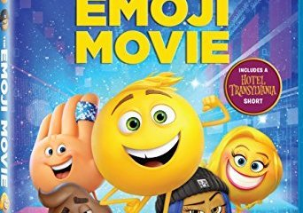 THE EMOJI MOVIE Available on Digital October 10 and  on Blu-ray™ + Digital & DVD on October 24 20