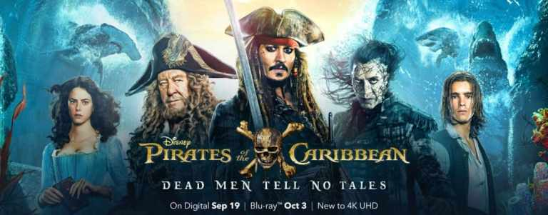 "ENTER TO WIN A DIGITAL COPY OF ""PIRATES OF THE CARIBBEAN: DEAD MEN TELL NO TALES"" 1"