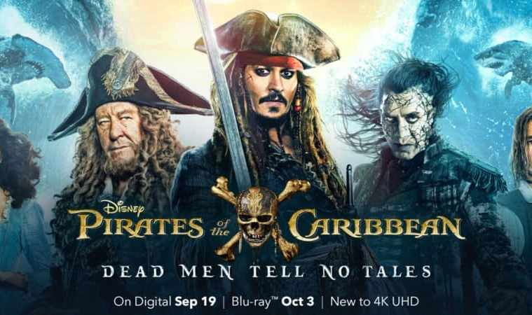 "ENTER TO WIN A DIGITAL COPY OF ""PIRATES OF THE CARIBBEAN: DEAD MEN TELL NO TALES"" 3"