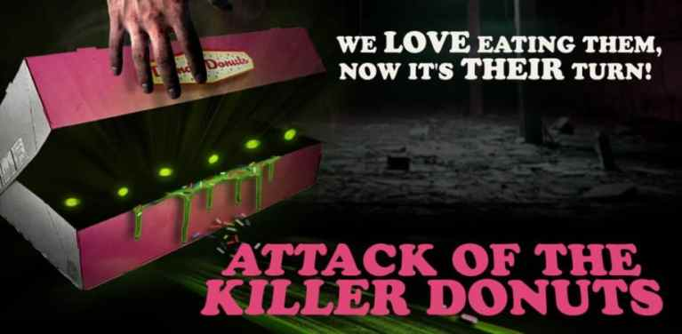ATTACK OF THE KILLER DONUTS 1