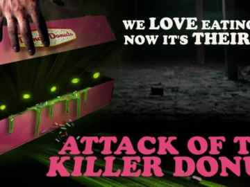 ATTACK OF THE KILLER DONUTS 45