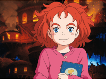 MARY AND THE WITCH'S FLOWER to Premiere for Special One Night January 18; In Select Theaters January 19 47
