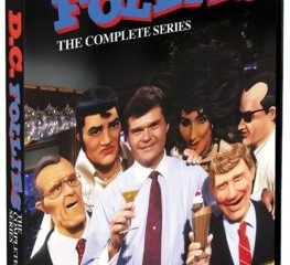 D.C. FOLLIES: THE COMPLETE SERIES 8