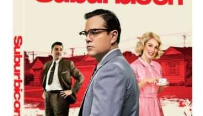 SUBURBICON arrives on Digital January 23rd and Blu-ray & DVD February 6th 11