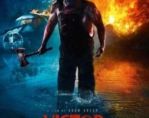 VICTOR CROWLEY IS COMING IN FEBRUARY! CHECK OUT THE POSTER! 7