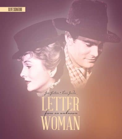 LETTER FROM AN UNKNOWN WOMAN: OLIVE SIGNATURE 1