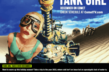 WHO WANTS TO WIN TANK GIRL SWAG FROM COMETTV? 15