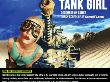 WHO WANTS TO WIN TANK GIRL SWAG FROM COMETTV? 43