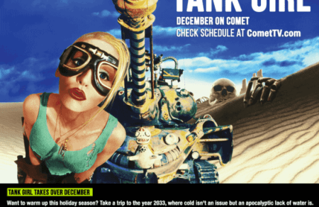 WHO WANTS TO WIN TANK GIRL SWAG FROM COMETTV? 34